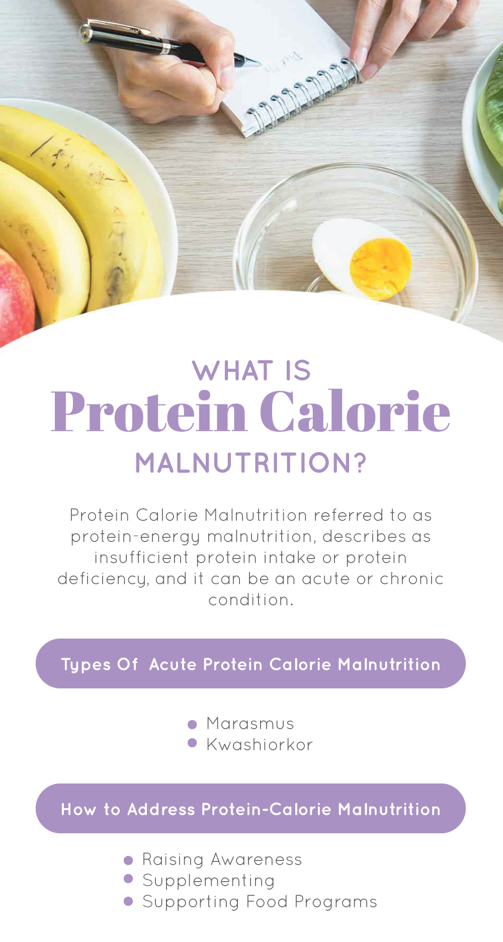 What Is Protein Calorie Malnutrition?