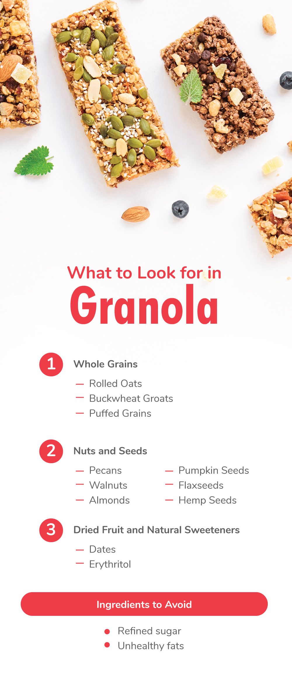 What to Look for in Granola