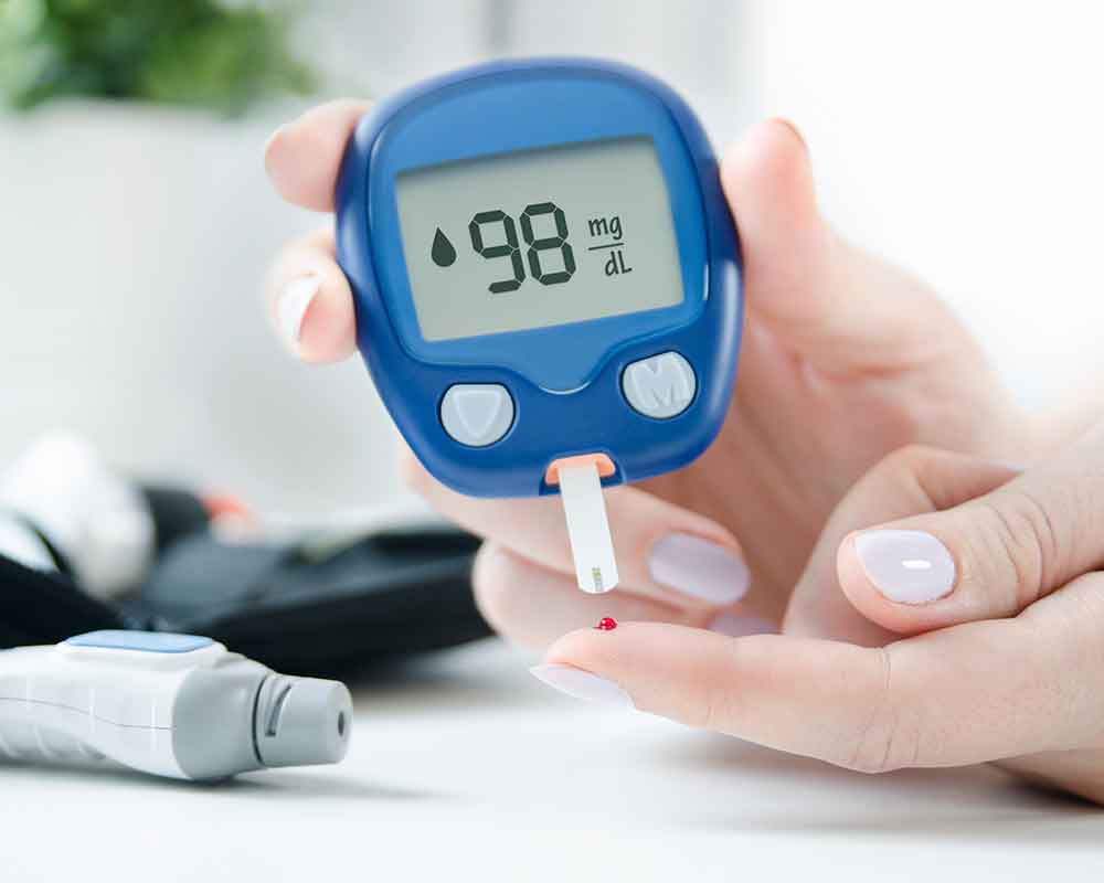 blood glucose self testing