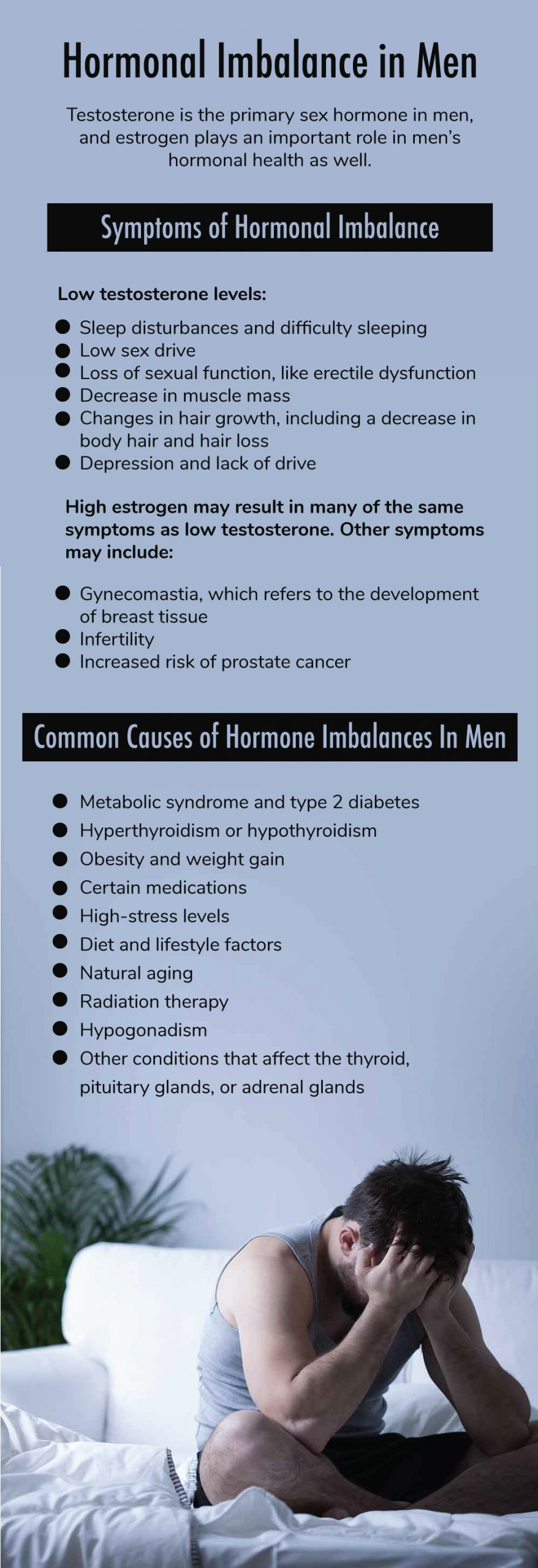 Hormonal Imbalance in Men