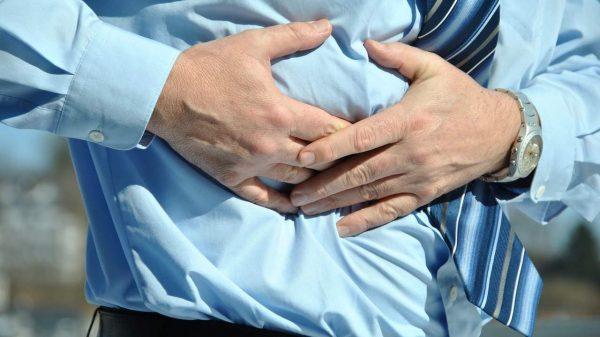 Upper quadrant abdominal pain