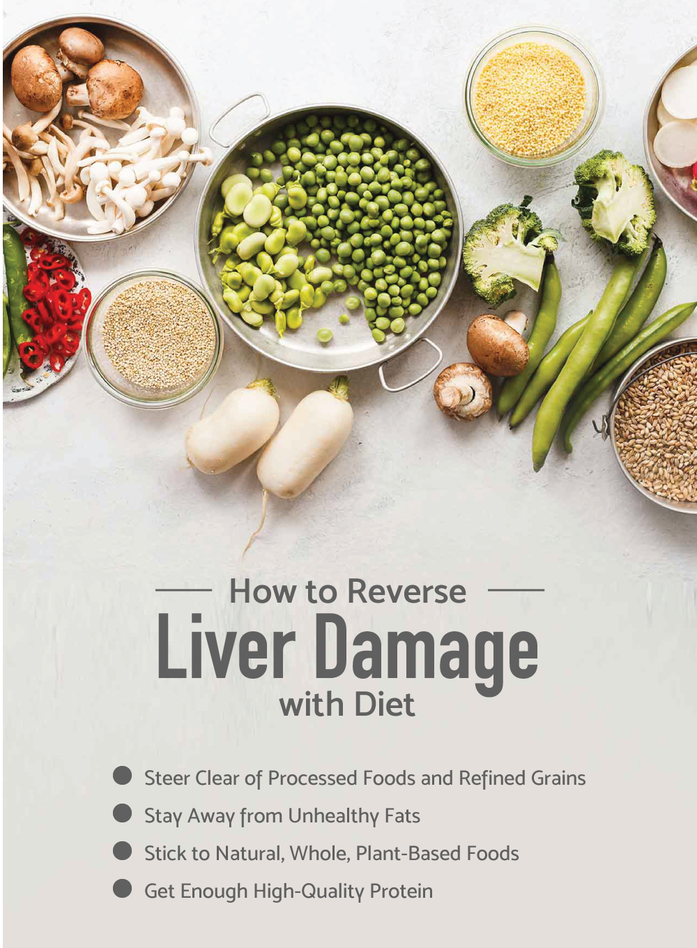 Does Your Liver Regenerate and Is Fatty Liver Reversible?