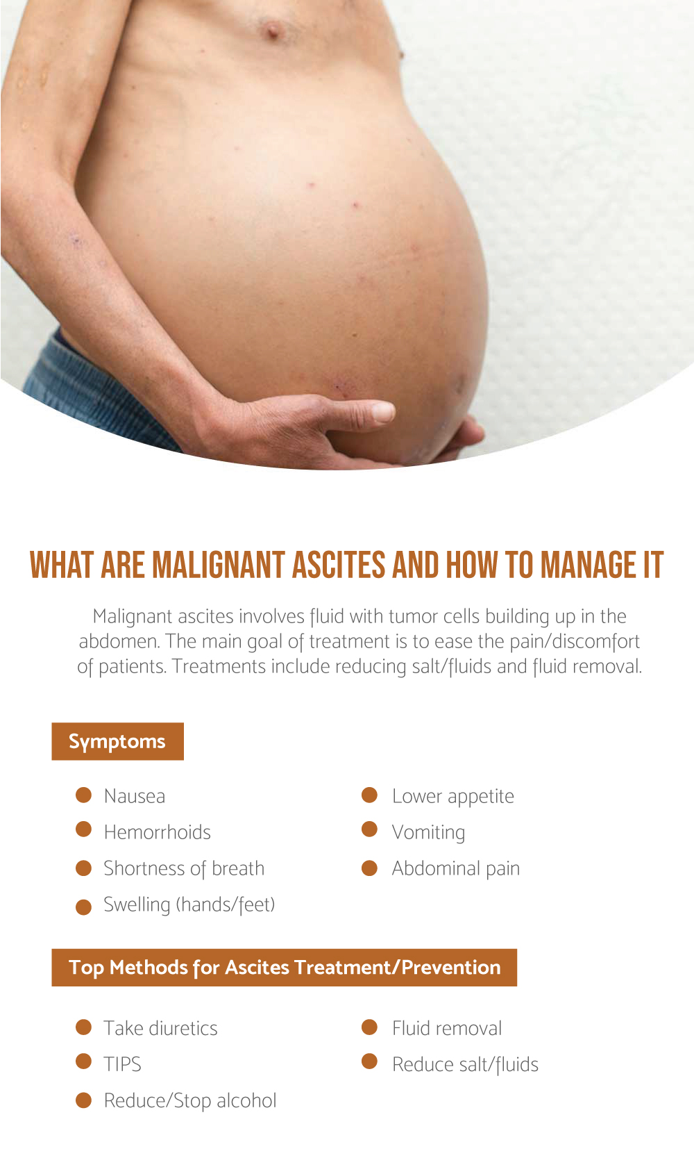 How To Manage Malignant Ascites