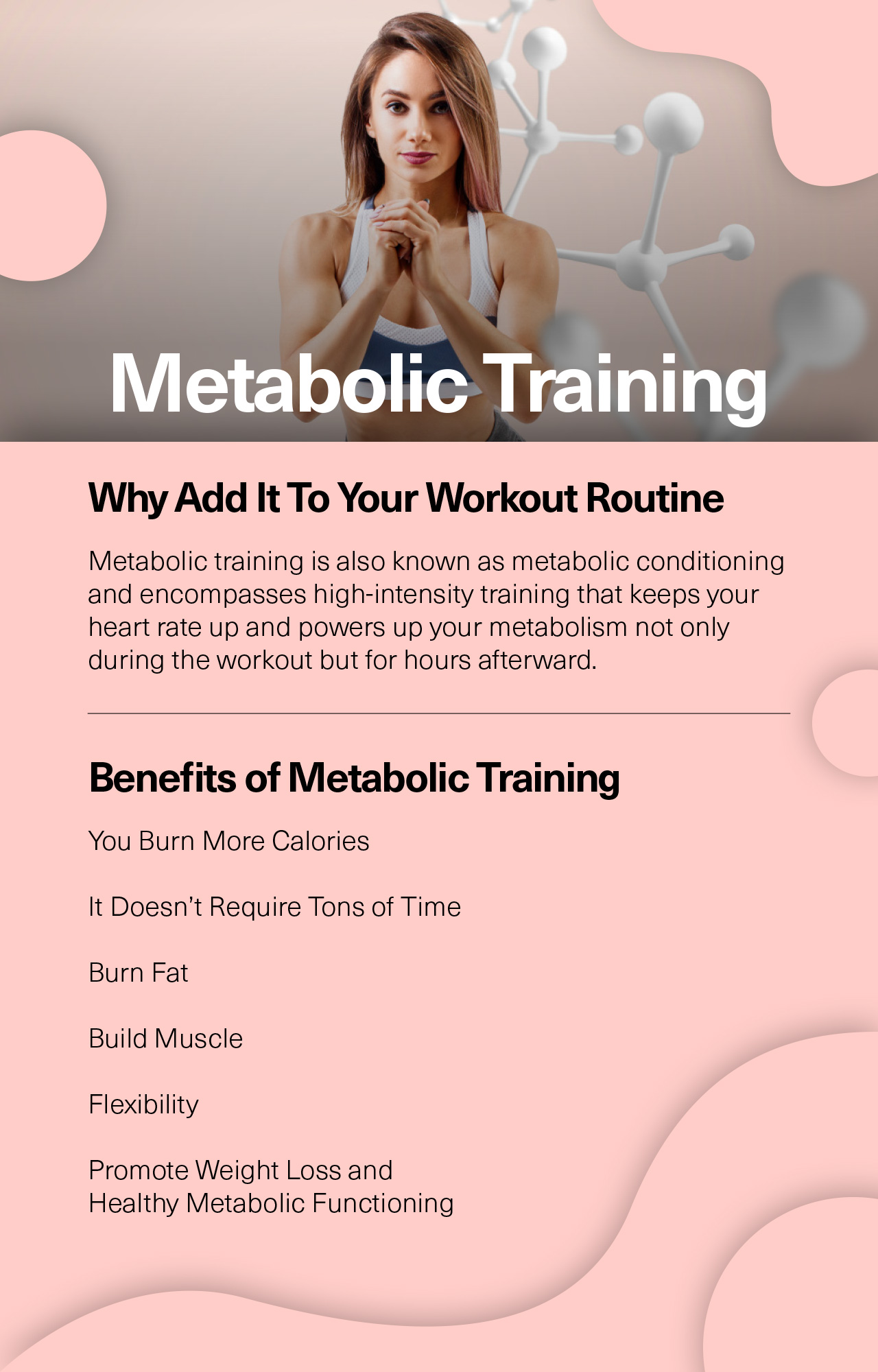 Why Add Metabolic Training To Your Workout Routine