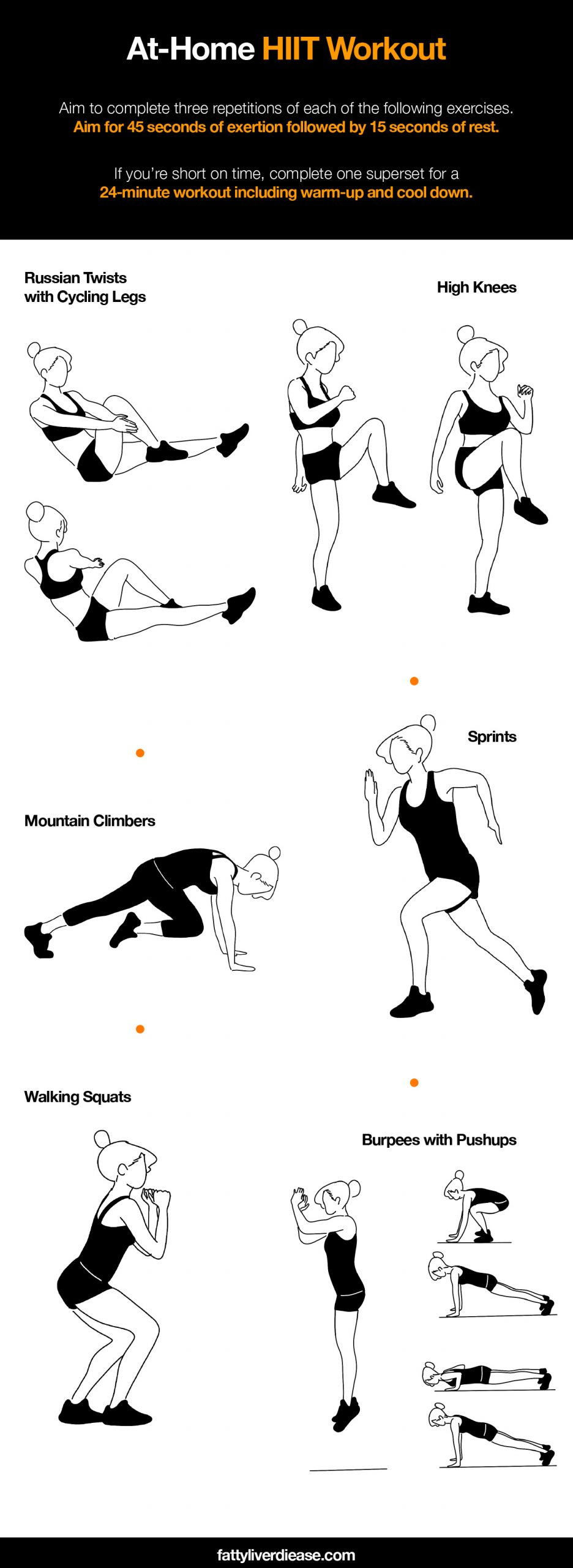 At-Home HIIT Workout