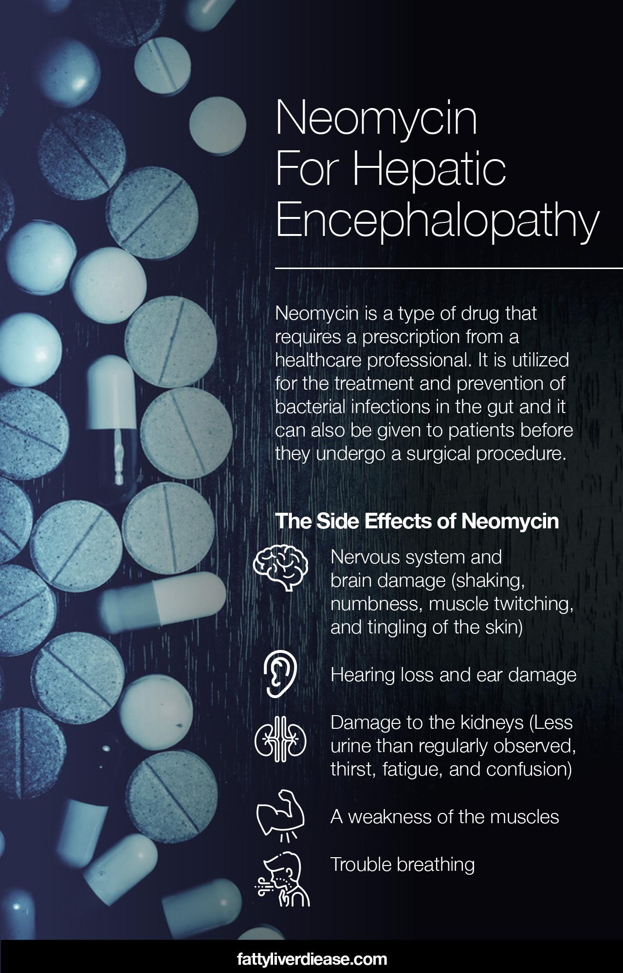 Neomycin for Hepatic Encephalopathy