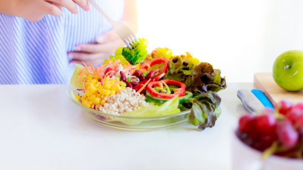 Foods to improve fertility