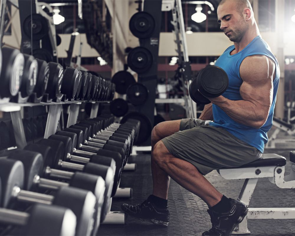 Exercise for muscle health