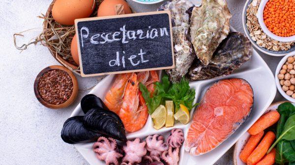 Pescatarian diet plan