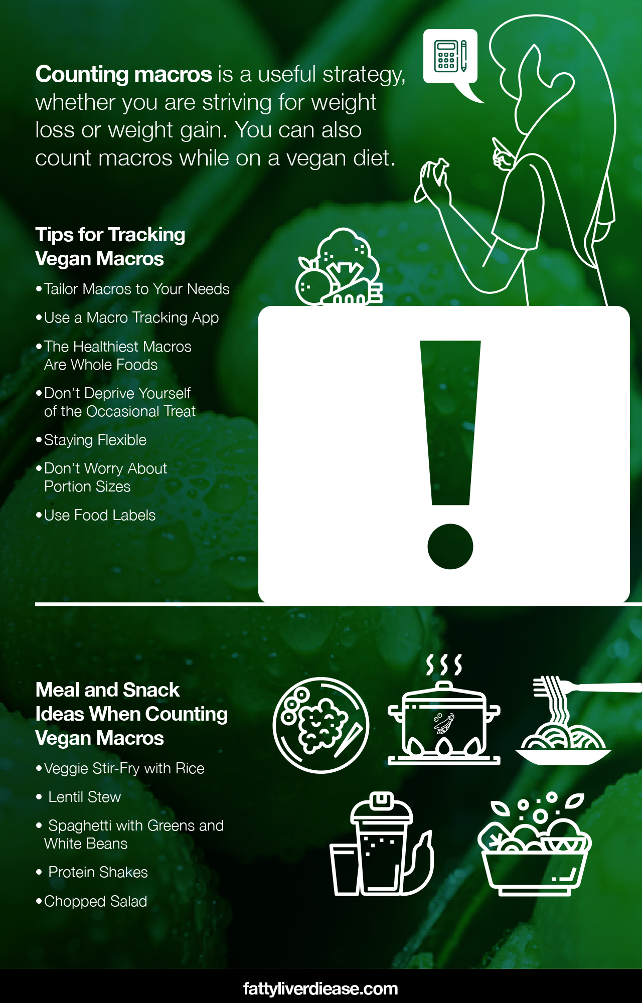 Tips for Tracking Vegan Macros