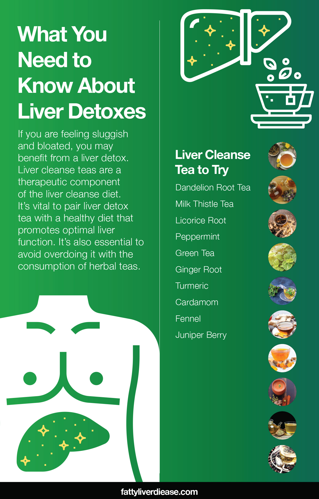 Liver Cleanse Tea to Try