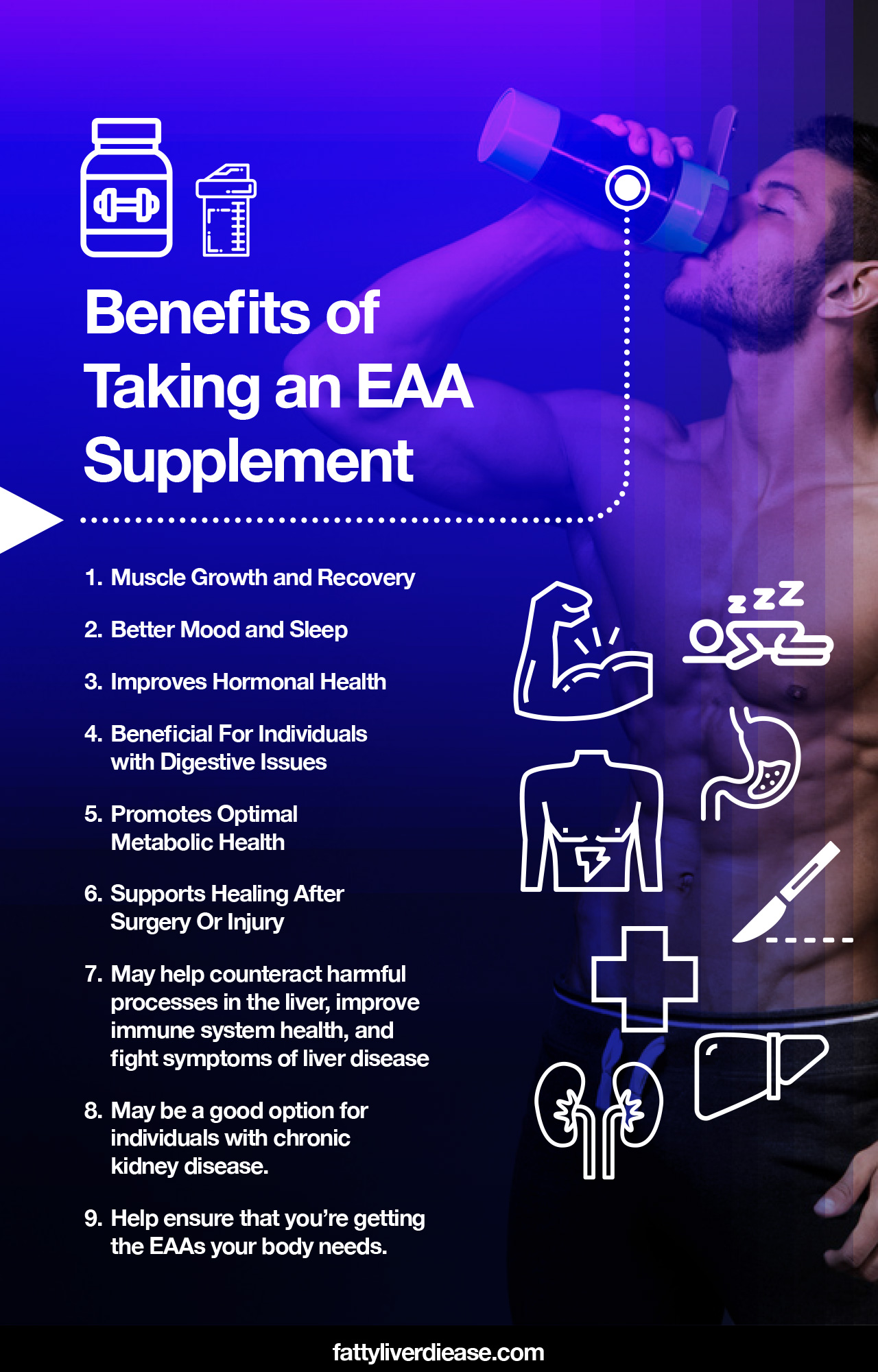 EAA Supplement For Your Health