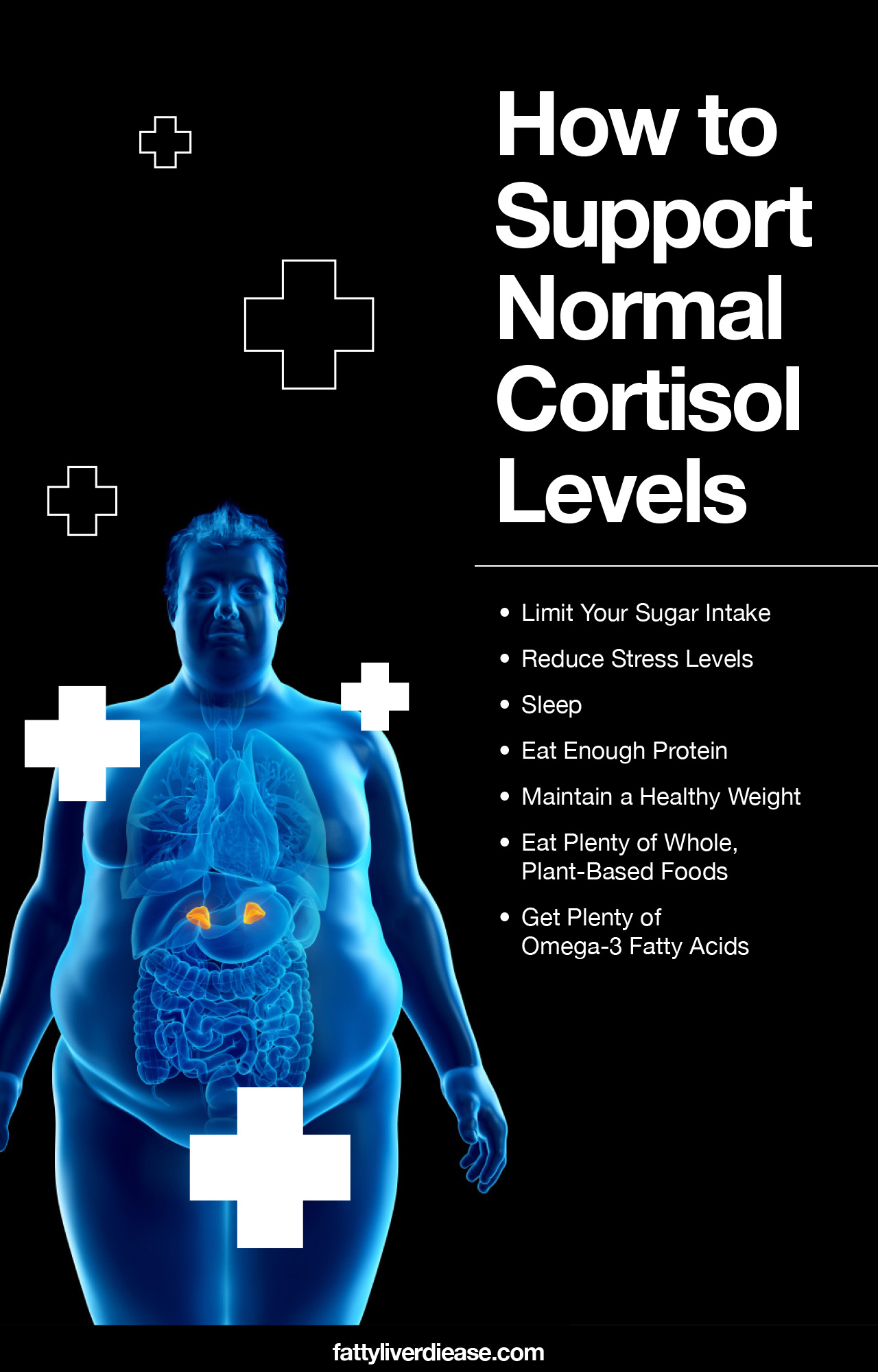 normal cortisol levels